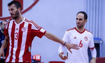 Πρόκριση στο Λιγκ Καπ για τον Ολυμπιακό, 3-1 τον Φοίνικα Σύρου
