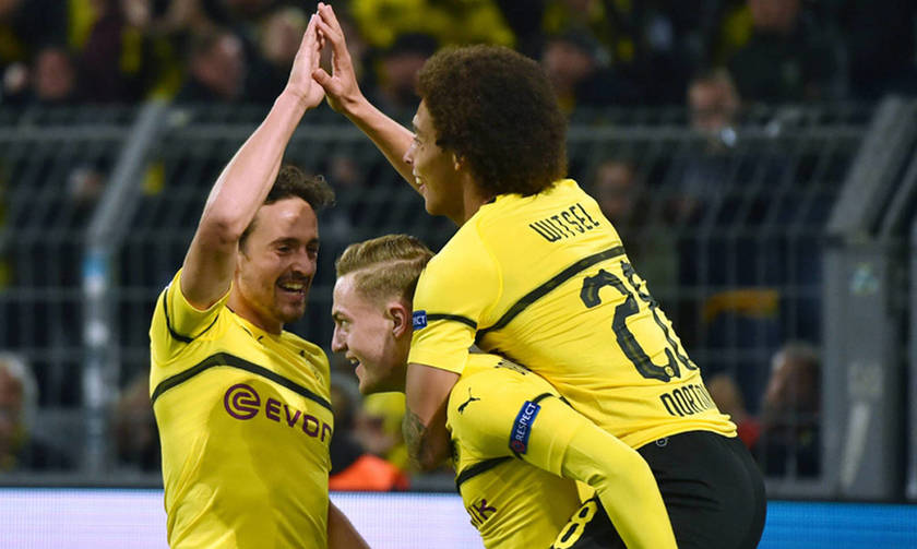 Bundesliga: Η κορυφή είναι για τη Ντόρτμουντ (αποτελέσματα, βαθμολογία)