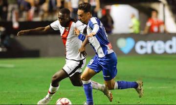 La Liga: Νίκη της Λεγκανές κόντρα στην Ράγιο με 1-0 (αποτελέσματα, βαθμολογία)