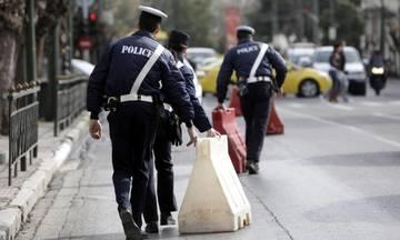 Κυκλοφοριακές ρυθμίσεις στο κέντρο της Αθήνας από το πρωί της Κυριακής