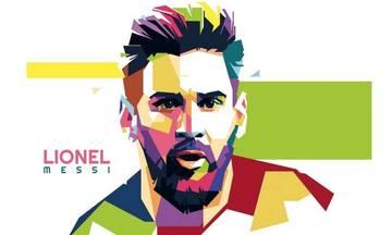 Ο μοναδικός κ. Λιονέλ Μέσι που αγαπά το ποδόσφαιρο
