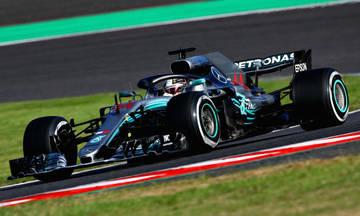 Formula 1: Νίκη για Χάμιλτον και στην Σουζούκα