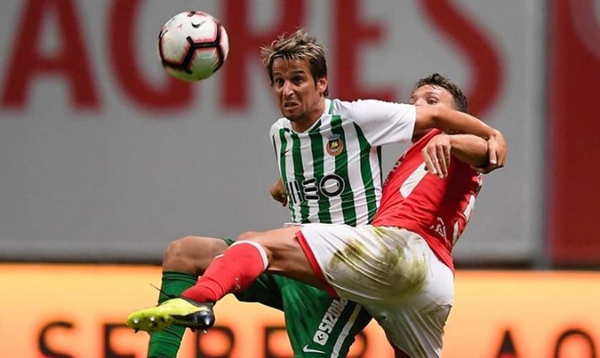Primeira Liga: Μπράγκα - Ρίο Άβε σημειώσατε «Χ» (1-1)