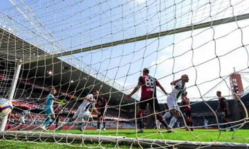 Serie A:  Η Πάρμα πέρασε 3-1 από τη Γένοβα