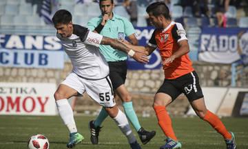 Λαμία-ΟΦΗ 1-1: Υπόθεση Αργεντινών