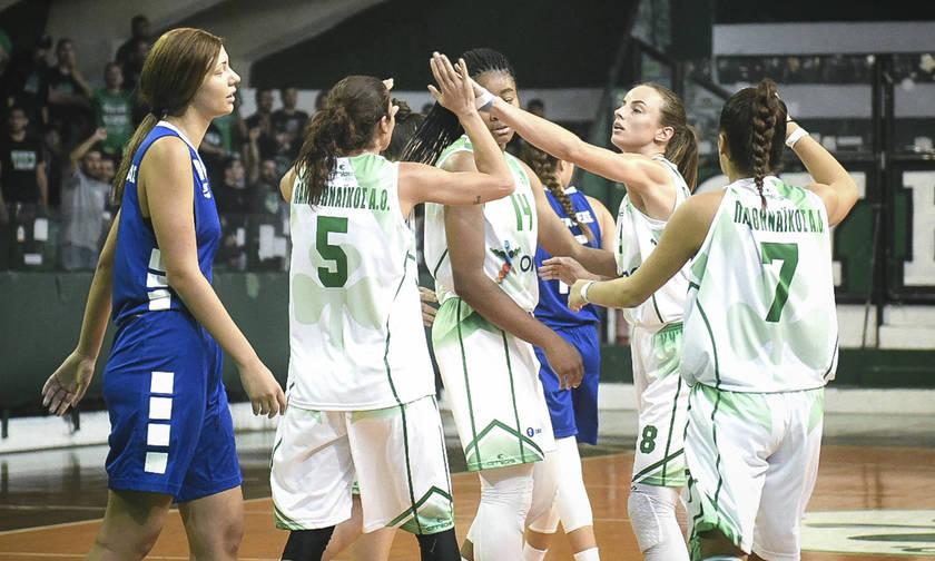 Κύπελλο Μπάσκετ Γυναικών: Τα αποτελέσματα της Α΄ φάσης