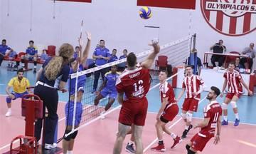 Ολυμπιακός έκανε το «3x3 επί του Παμβοχαϊκού και προκρίθηκε στα ημιτελικά του League Cup