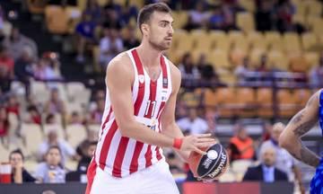 O απολαυστικός Μιλουτίνοβ έκανε ρεκόρ καριέρας στο ΣΕΦ