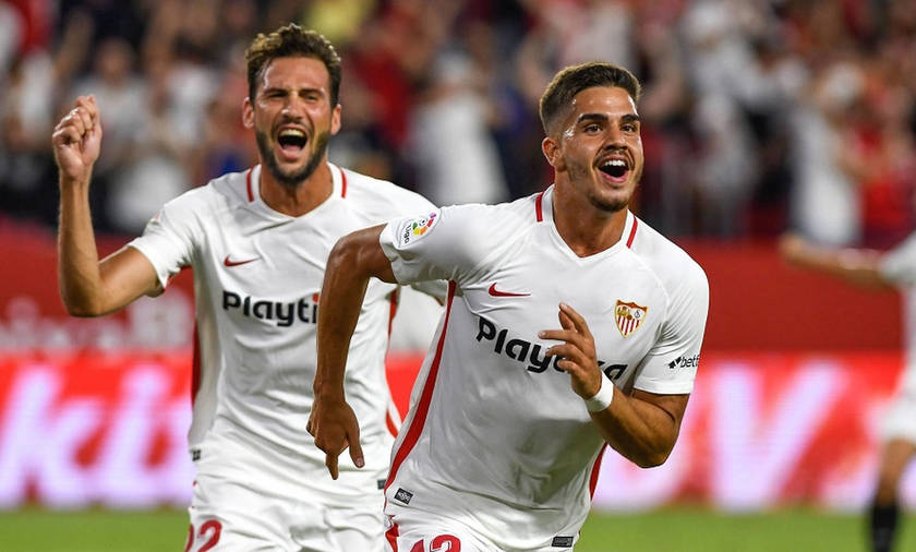 Primera Division: Η Σεβίλλη στην κορυφή
