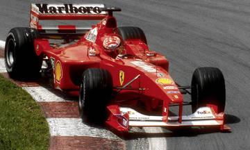 Το πρώτο πρωτάθλημα του Σουμάχερ με τη Ferrari (vid)