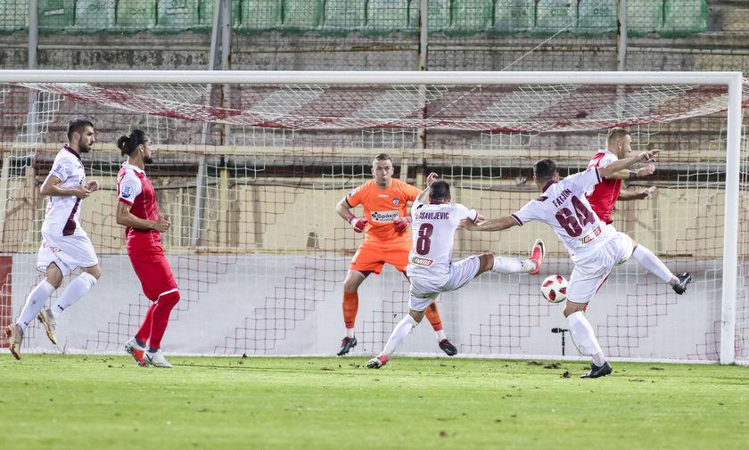 Ξάνθη-ΑΕΛ 1-0: Την αποδεκάτισε