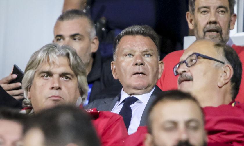 Κούγιας: «Αυτόν τον διαιτητή τον έχει φέρει ο Μελισσανίδης» (vid)