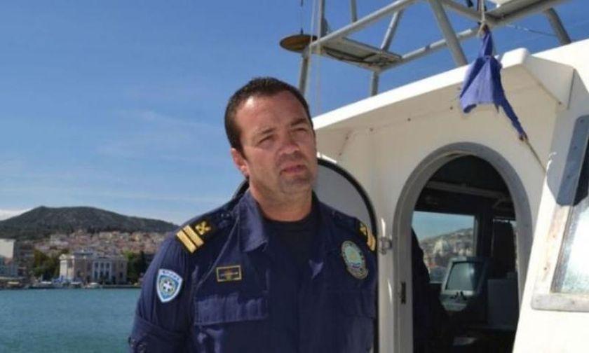 Έφυγε ο 44χρονος λιμενικός «ήρωας του Αιγαίου» - Είχε σώσει εκατοντάδες ανθρώπους από πνιγμό