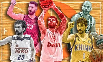 Τα ρόστερ όλων των ομάδων της EuroLeague (pics)