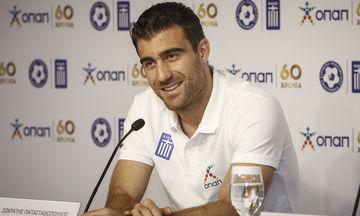 Παπασταθόπουλος: «Μονόδρομος η νίκη με Ουγγαρία, στόχος η πρώτη θέση»