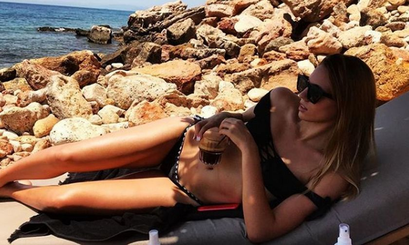 Η Έλενα Μιλεντίγεβιτς... γκρεμίζει το instagram