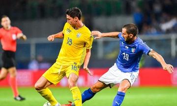 Αγνοείται η νίκη για την Ιταλία, 1-1 με Ουκρανία