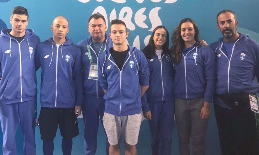 Ασημένιο ο Θώμογλου στους Ολυμπιακούς Αγώνες Νέων