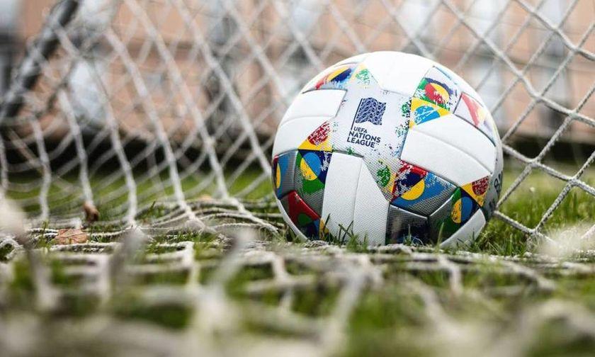 Στην σέντρα και πάλι το Nations League - Σε ποια κανάλια θα δείτε σήμερα, έξι αγώνες