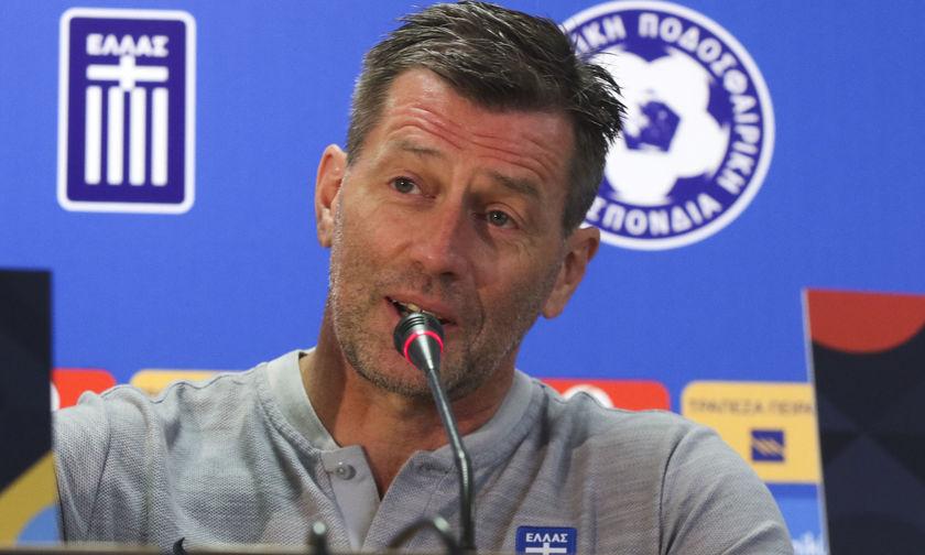 Ποιον παίκτη θεωρεί ο Σκίμπε κλειδί για το ματς με την Ουγγαρία