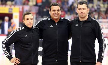 Aυτοί είναι οι διαιτητές του Χίμκι - Ολυμπιακός