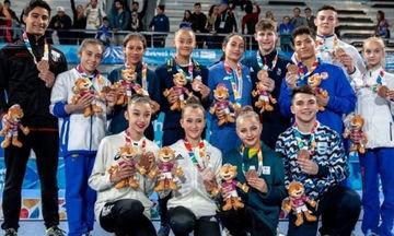«Χάλκινη» η Σακελλαρίδου στους Ολυμπιακούς Αγώνες Νέων
