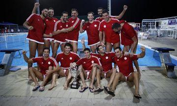 Mετά το Σούπερ Καπ το πρωτάθλημα για τον Ολυμπιακό