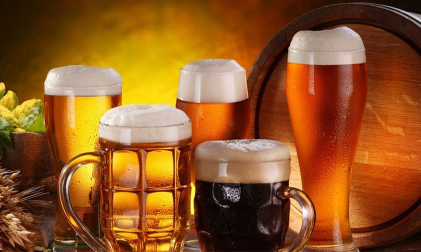 Ελληνική μπύρα στις έξι καλύτερες του κόσμου