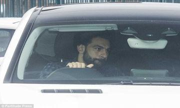 «Αθώος» ο Σαλάχ για τη χρήση κινητού ενώ οδηγούσε