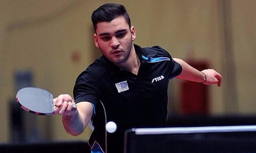 Στην 8αδα σταμάτησε ο Σγουρόπουλος στους Ολυμπιακούς Νέων