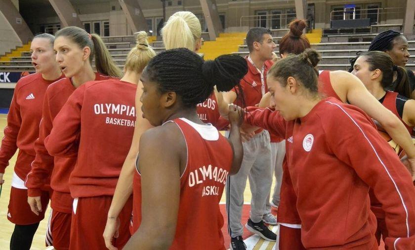 Έτοιμος ο Ολυμπιακός για την πρόκριση στην Πολωνία