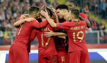 Πολωνία-Πορτογαλία 2-3: Μπορεί και χωρίς τον Κριστιάνο