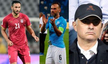 Ύμνοι για τον «καπετάνιο»-Τι έκαναν Νάτχο, Βούκοβιτς-Ποιου το ματς είδε ο Ζοσέ, ποιος τραυματίστηκε