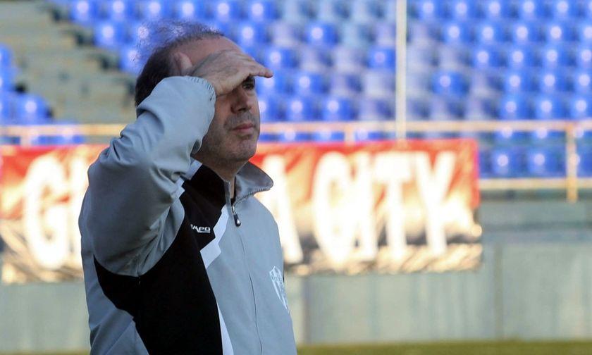 Νέος προπονητής του Ιωνικού ο Δημήτρης Αρναούτης