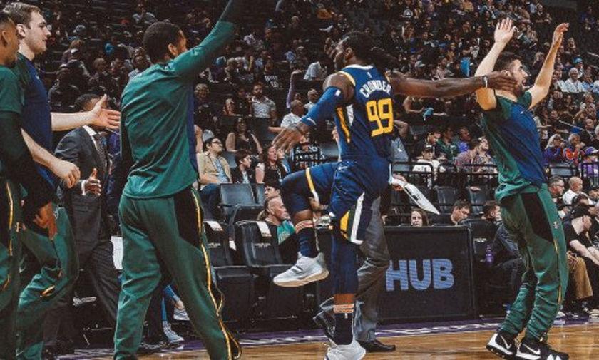Preason NBA: Σαρωτικοί οι Γιούτα Τζαζ με 5/5!