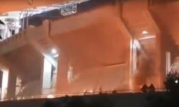 ΑΕΚ: Δεν έγινε και τίποτα στο ΟΑΚΑ - Άγνωστοι οι δράστες, βίντεο από άλλα ματς!