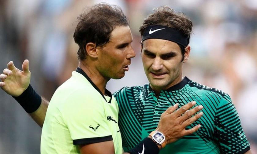 Ο κόσμος του τένις συμπαραστέκεται στον Ναδάλ (vid)