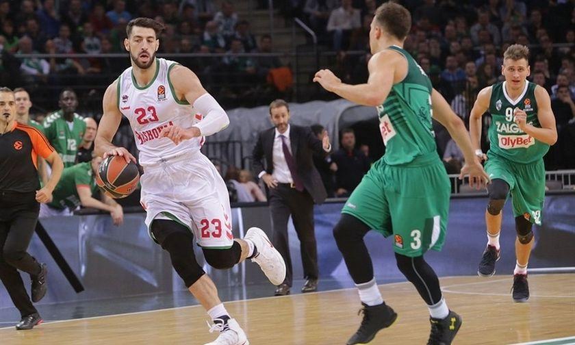 Η θέση της EuroLeague: «Δεν έχει ευθύνη η Ζαλγκίρις»