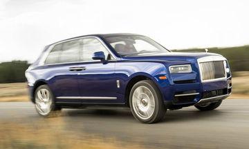 Η Rolls-Royce Cullinan και… υβριδική
