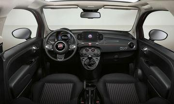 Νέα έκδοση Fiat 500 Collezione