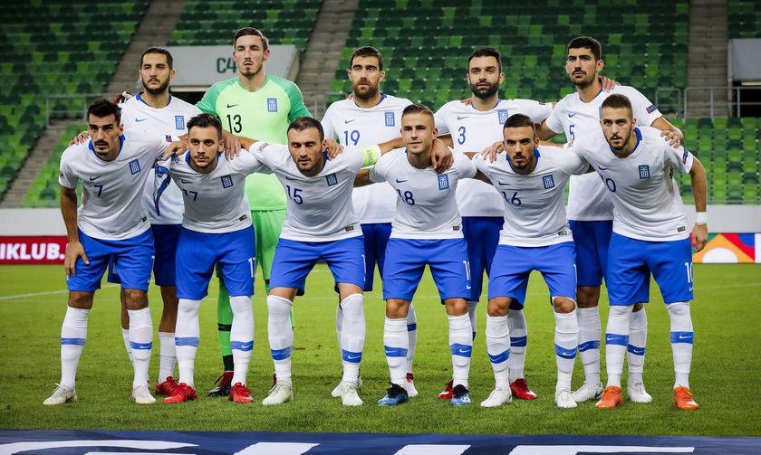 Η ενδεκάδα της Εθνικής για το ματς με την Ουγγαρία