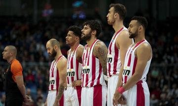 H κριτική των παικτών: Με όπλο τους ψηλούς ο Ολυμπιακός διέλυσε τη Χίμκι