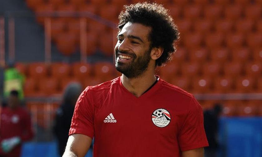 Αποχώρησε τραυματίας από το ματς της Αιγύπτου με τη Σουαζιλάνδη ο Σαλάχ (vid)