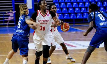 ΕΟΚ: Ολυμπιακός και Νίκη Λευκάδας επιβεβαιώνουν τη δυναμική του ελληνικού γυναικείου μπάσκετ