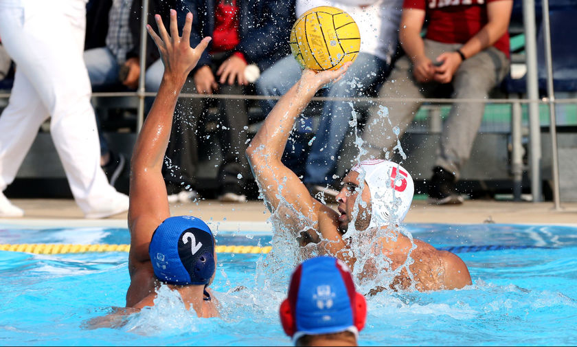 Α1 Πόλο: Άνετος και ωραίος ο Ολυμπιακός, 11-3 τον Απόλλωνα Σμύρνης