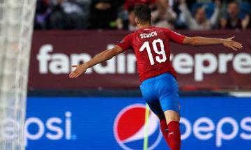Πρώτη νίκη για την Τσεχία στο Nations League (vid)