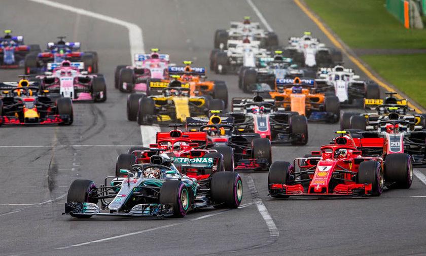 Formula 1: Ανακοινώθηκε το πρόγραμμα του νέου πρωταθλήματος