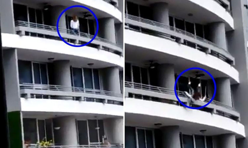 Παναμάς: Γυναίκα έπεσε από τον 27ο όροφο και σκοτώθηκε για να βγάλει selfie (Σκληρές εικόνες)