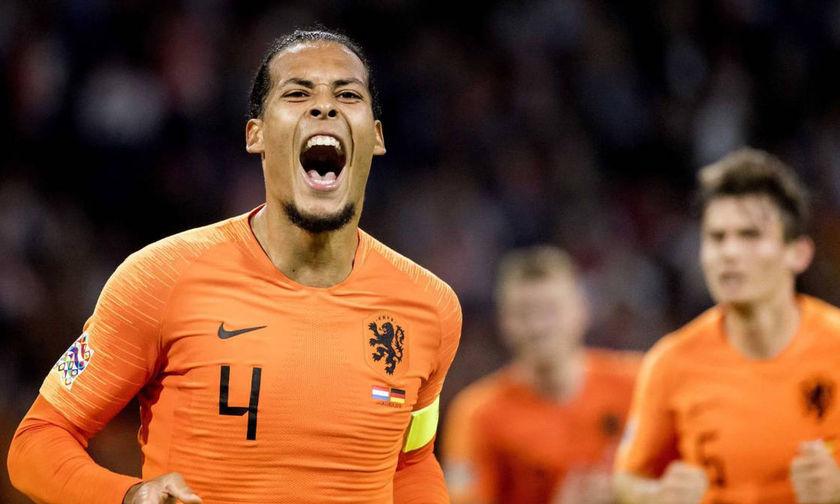 «Ιπτάμενη» η Ολλανδία κέρδισε τη Γερμανία με 3-0 (vid)