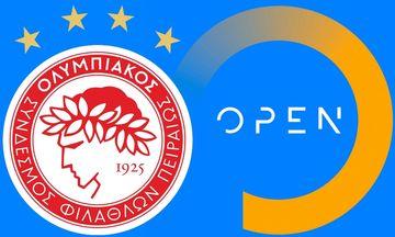 Νέα μεταγραφή: Ποιο... όνομα του Ολυμπιακού «κλείνει» στο Open TV